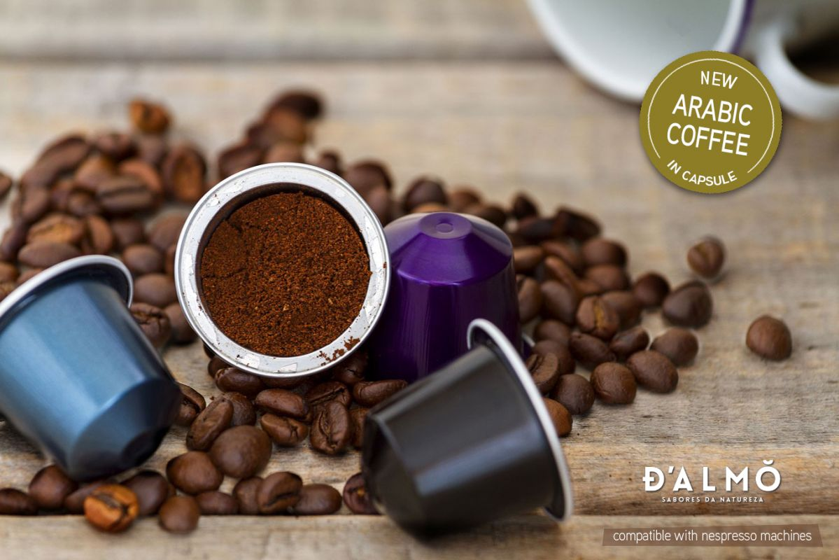 dalmo.pt - Coffee in capsules