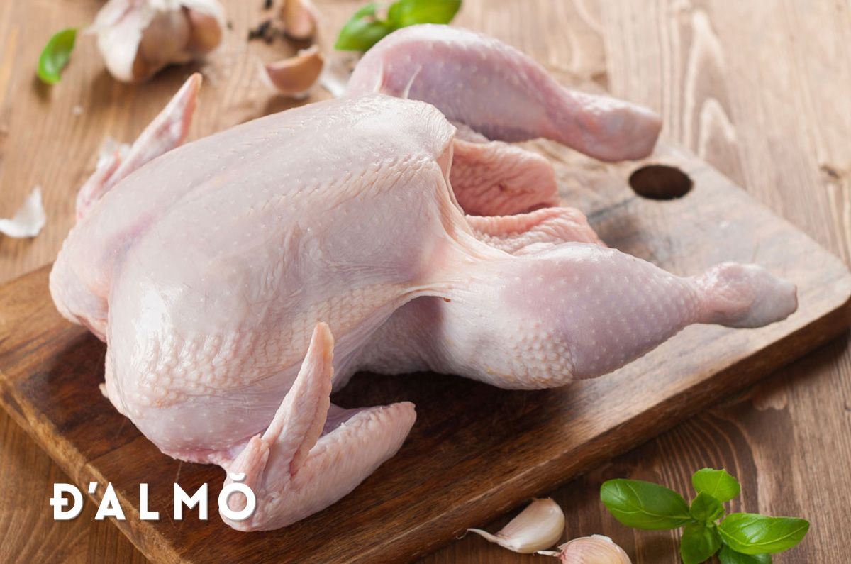 dalmo.pt - Frozen Chicken